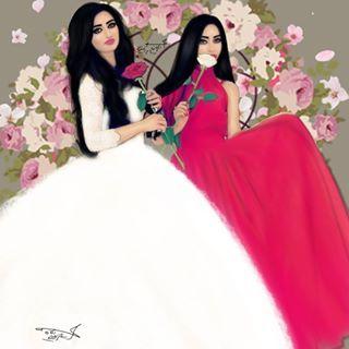 مصطفى الجاف رسام رقمي Mostafa Jaf Fotos Y Videos De Instagram Fashion Sketches Dresses Cute Girl Drawing Cute Couple Art