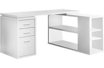 Terrific Massillon White Desk Table Office Desk For Sale Home Download Free Architecture Designs Saprecsunscenecom