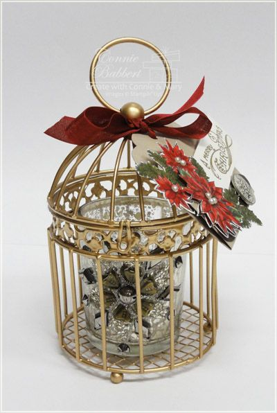 Bronze Birdcage (000809) - too much for my pink bathroom? I have a