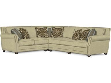 Shop For King Hickory Julianna Sectional 3000 72 61 53 And Other Living Room Sectionals At Schmitt Furniture Company Sectional Furniture Companies Furniture