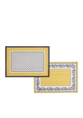 Villeroy Boch Audun Placemats Set Of 4 Villeroy Boch Fabric Placemats Placemats