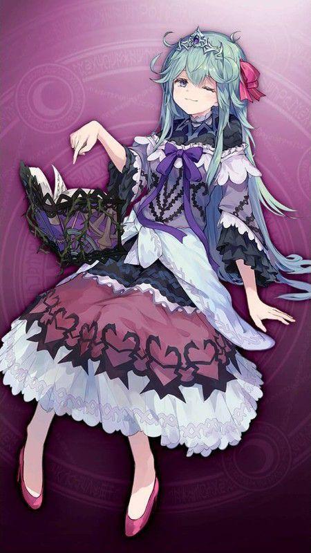 オーロラ姫   グリムノーツ, アニメの女の子, 漫画ガール