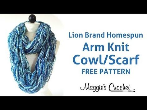 List Of Pinterest Hunky Yarns Scarf Pattern Lion Brand Images