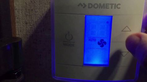 Dometic Thermostat Operation - w/Paul