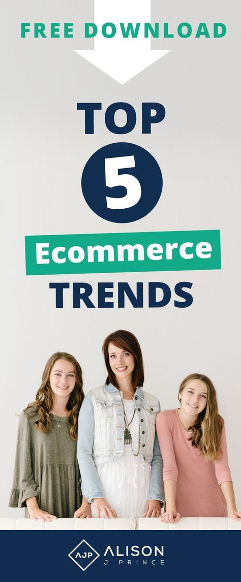 The Top 5 E-commerce Trends to Grow Your Online Business