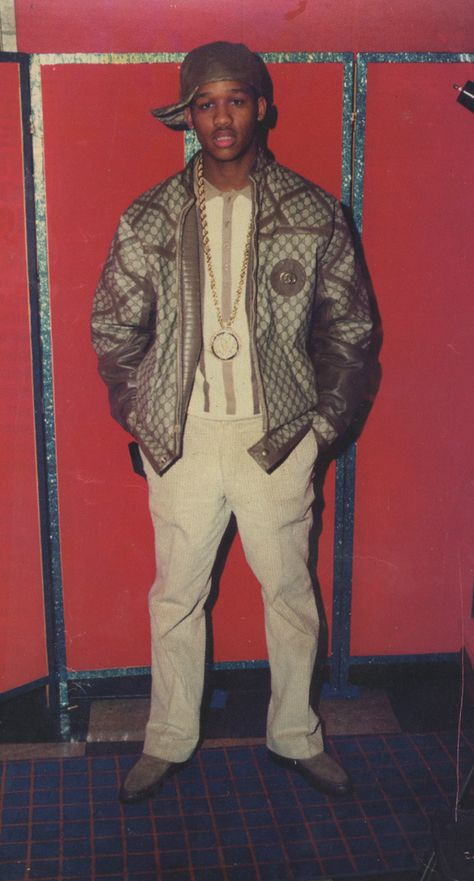 Gallery: Dapper Dan's Greatest CreationsThe infamous drug dealer Alberto