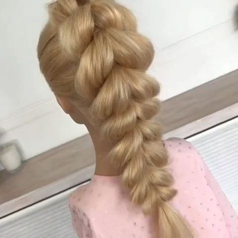 Hairstyle For Girls #promhair - #girls #hairstyle #promhair - #HairstyleWavyWedding