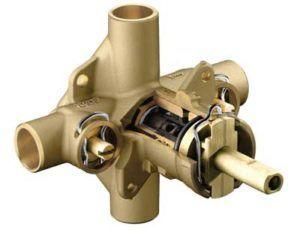 Moen 8371hd Positemp Pressure Balancing Shower Valve Shower