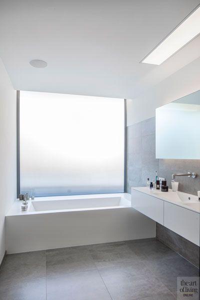 Villa In L Form 2019 Sichtschutz Badezimmer Fenster Ideen Badezimmer Design Badezimmer L Form