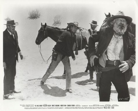 THE WILDE BUNCH - Film of the year 1969