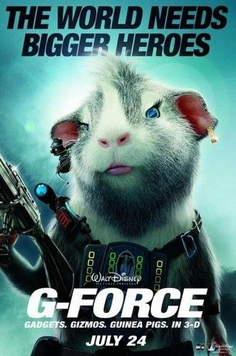 G Force Photo Juarez S G Force Poster Force Movie Animated Movie Posters Movie Posters