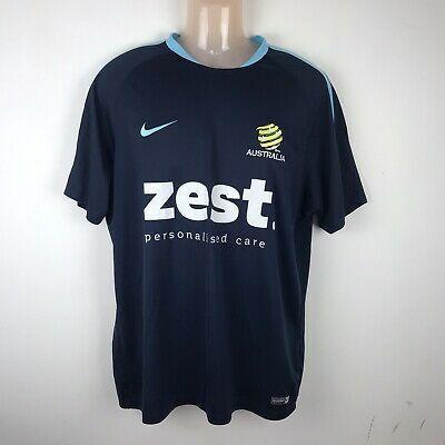 Advertisement Ebay Mega Rare Nike Pararoos Australia Soccer Training Jersey Socceroos Xl With Images Football Shirts Mens Tops Nike Football