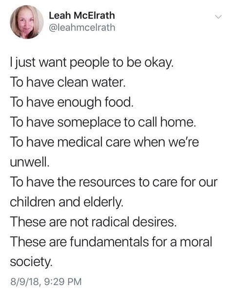 ~I love this, but feel like when we talk about people needing and receiving care, too often people with disabilities are left out.~