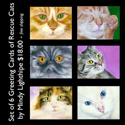 Pet Portrait Canvas Cat Eyes by beckyzimm design Stretching Cat Cat art