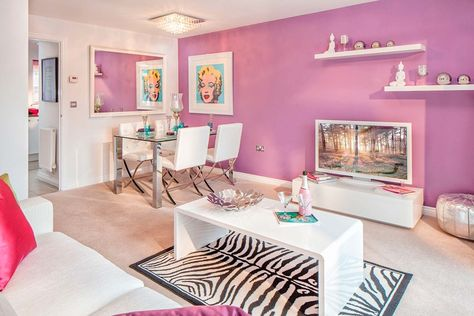 The Cypress Ground Floor Bellway homes | Floor plans i like ...