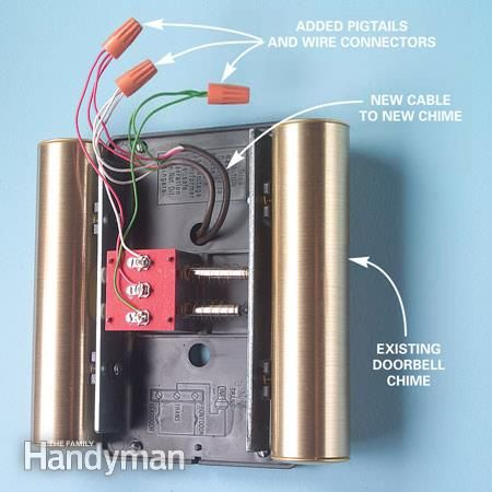 Doorbell wiring diagrams for the home pinterest doorbell doorbell wiring diagrams for the home pinterest doorbell button doors and bedrooms asfbconference2016 Choice Image