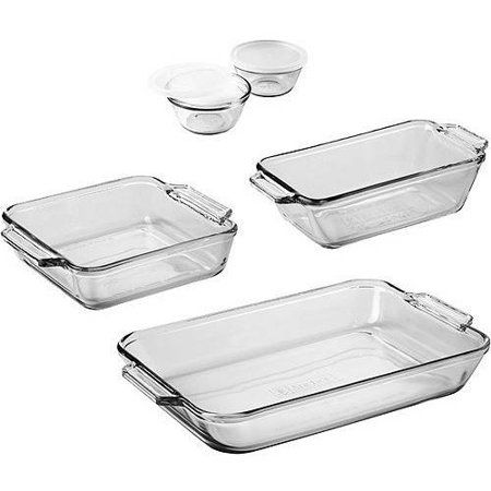 Home Glass Bakeware Set Bakeware Set Ceramic Bakeware Set