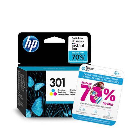 Hp 301 Ink Color Inktcartridges Kleur Products In 2019