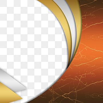 Empty Shape Vintage Frame Wave Curve Golden And Silver Design For Brochure Flyer Shape Curve Wavy Png Transparent Clipart Image And Psd File For Free Downloa In 2021 Frame Border Design