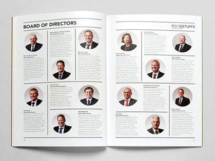 foodstuffs-north-island-annual-report-2015-board-of-directors - board report