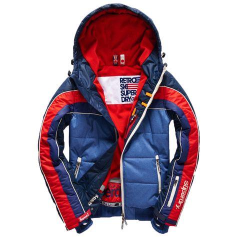 Blousons, Manteaux Doudounes Superdry Polar Ski Doudoune Ski Homme