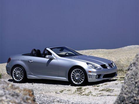 2006 Mercedes Benz Slk Class Images Con Imagenes