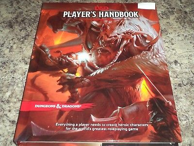 Campaigns 158709 D And D Player S Handbook Dungeons And Dragons