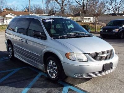 Wheelchair Vans For Sale Chrysler Town Country Van For Sale