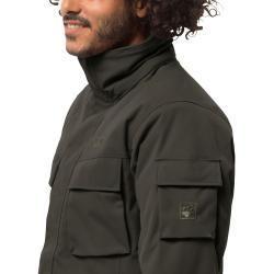 Jack Wolfskin Winter Hardshell Parka Manner Glacier Canyon Parka Xl Grun Jack Wolfskinjack Wolfskin In 2020 Parka Mens Parka Black Coat Outfit