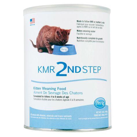Petag Kmr 2nd Step Kitten Weaning Formula Powder Weaning Foods Best Cat Food Cat Food Coupons