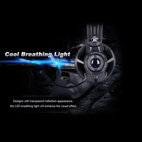 Somic G954 Earphone Vibration E Sports Headphone 7 1 Sound Effect Led Breathing Light