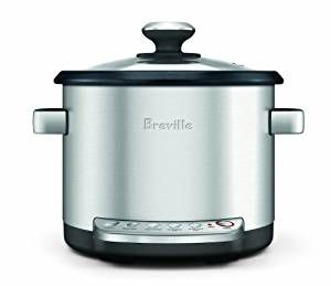 Breville Brc600xl The Risotto Plus Sauteing Slow Rice Cooker And Steamer Rice Cookers Ricecooker Cooking Rice Rice Cooker Steamer Rice Cooker Cooking Bowl