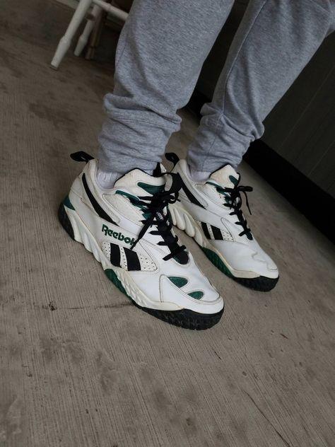 Reebok DMX Run OG 2017 Retro Sneaker Bar Detroit