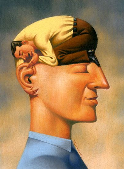 Jim Tsinganos | Surrealist / Conceptual painter / Illustrator |  Illustration, Surrealist, Surreal art