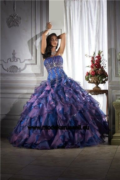 Ballkleid Abendkleider 2019 Online Auf Rechnung Lila Kleid Hochzeit Turkise Brautkleider Farbige Hochzeitskleider