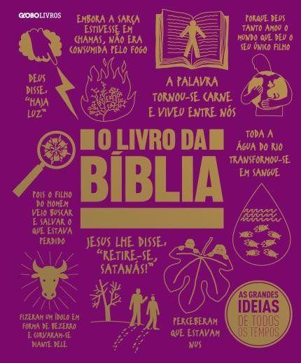 O Livro Da Biblia Col Grandes Ideias Em 2020 Com Imagens