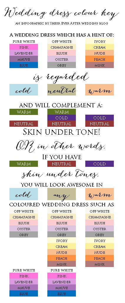 Wedding Dress Color Guide Shades Of White Love Maggie White Bridesmaid Dresses Colored Wedding Dresses Bridesmaid Dress Colors