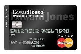 Edward Jones Credit Card Rewards Points Credit Shure With
