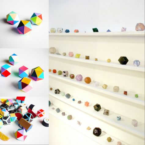 animal, vegetable, mineral by lydia kasumi shirreff. idea for toy display shelves