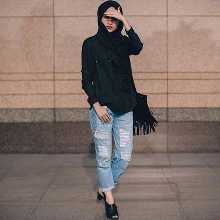 Style Baju Hitam