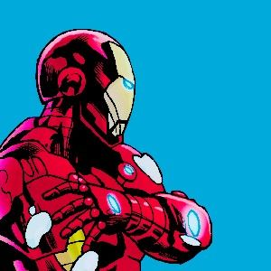Tony Stark Iron Man Iron Man Comic Marvel Comic Character Marvel Coloring