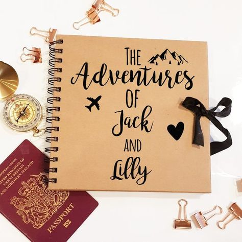 Our handmade personalised scrapbook are designed to meet your own requirements. Your more than welcome to use one of our designs or you can provide your own. Available in a range of colours and sizes making it the perfect #scrapbook