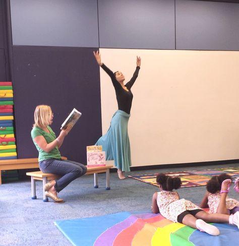 ballet storytime