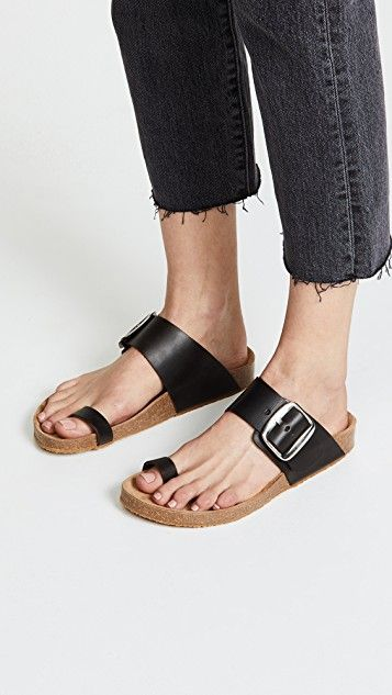 Bianca Toe Ring Sandals | Dream shoes | Toe ring sandals