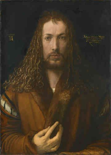 Seeing Our Own Reflection In The Birth Of The Self Portrait Albrecht Durer Self Portrait Albrecht Durer