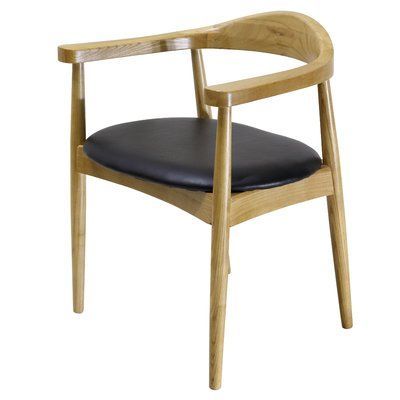 Corrigan Studio Antony Solid Wood Dining Chair Mebel Kursi Dan