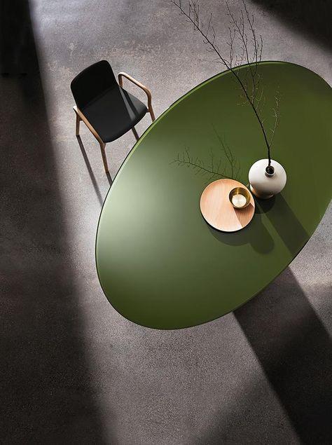 Tavoli Rotondi In Vetro Cristallo.Totem Tavolo Rotondo Design In Vetro E Cristallo Sovet Nel