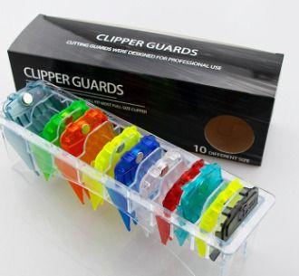 22++ Number 10 clipper guard info