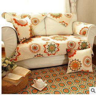 Colourful Sofa Covers