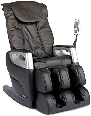 Cozzia 16018 Shiatsu Massage Chair Black Review Shiatsu Massage Chair Shiatsu Massage Massage Chair